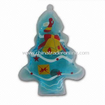Christmas Tree-shaped Thermal Pad, Sized 18 x 13cm, Used as a Baby Bottle Warmer