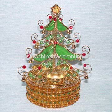 Delicate Christmas Tree with Good Color Combination, Customers Designs Welcome