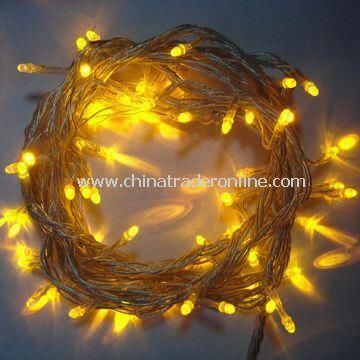 LED Christmas Light with Unique Surface Structure, Available in Various Colors