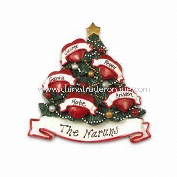 Promotional Frisbee, Customized Designs are Welcome, Ideal for Christmas Tree Ornament