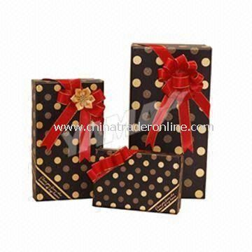 Ribbon For Christmas Gift Packing and Holiday Decoration
