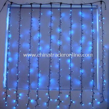 Waterproof String Light for Christmas Decoration/Other Festival, Available in Voltage of 110/220V