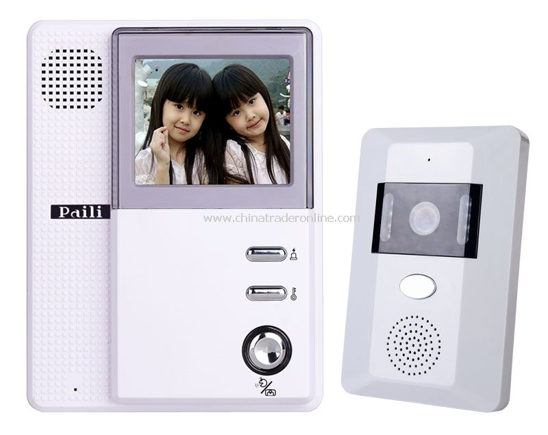 3.5inch B/W Video Door Phone kit from China  sc 1 st  China wholesale Sourcing & wholesale 3.5inch B/W Video Door Phone kit-buy discount 3.5inch B/W ...