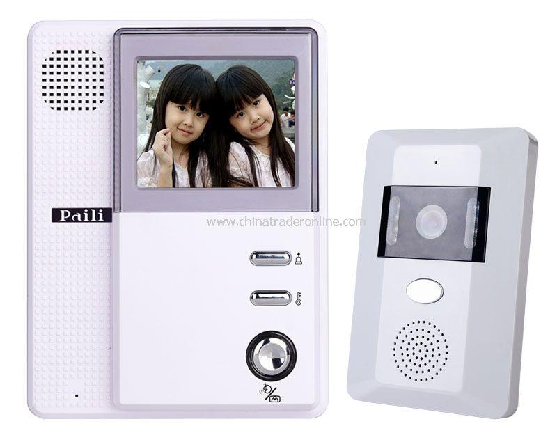 ... 3.5inch B/W Video Door Phone kit ...