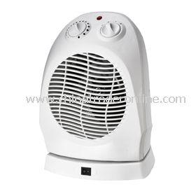 Fan heater 1000W/2000W