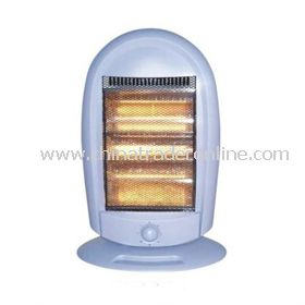 Halogen heater 400/800/1200W from China