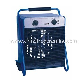 Industrial fan heater 12000W