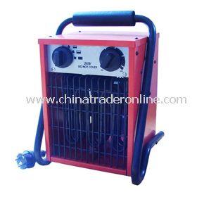Industrial fan heater 2000W