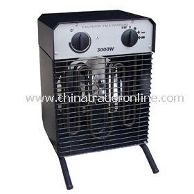 Industrial fan heater 3000W