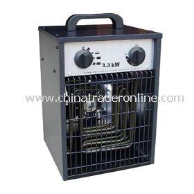 Industrial fan heater 3300W