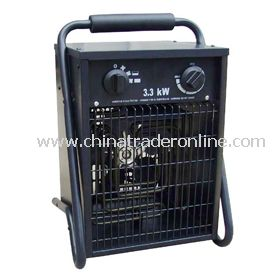 Industrial fan heater 3300W