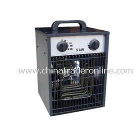 Industrial fan heater 5000W