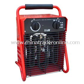 Industrial fan heater 5000W