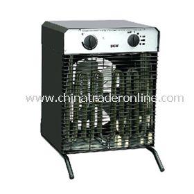 Industrial fan heater 9000W