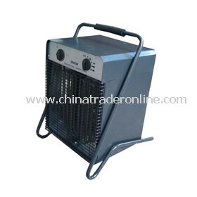 Industrial fan heater 9000W