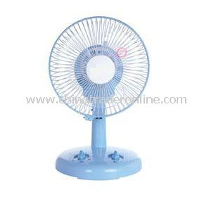 Plastic Desk Fan 20W from China