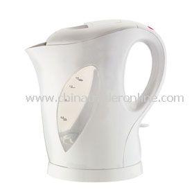 Plastic kettle 1.2L