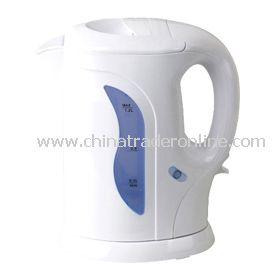Plastic kettle 1000W