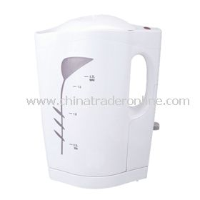 Plastic kettle 1850-2200W from China