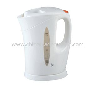 Plastic kettle 2000W from China