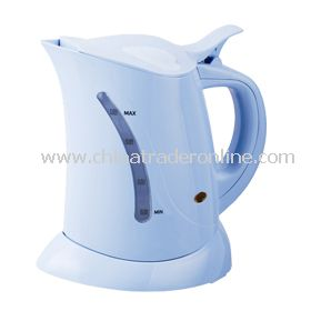 Plastic kettle 850W from China