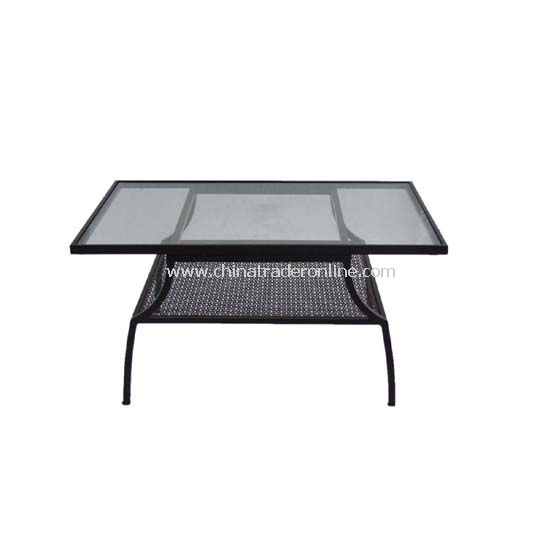 Louis Steel Coffee Table 100x68.5cm from China