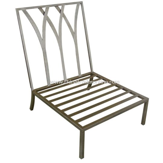 Wrought Iron middle chair