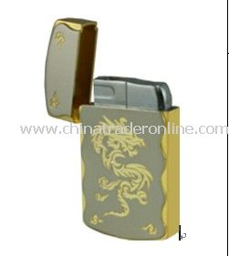 Butane refillable lighter from China