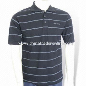 Mens Golf Apparel with Cuffs