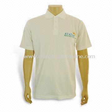 mens polo shirt,made of 100%cotton,pique fabric,220gsm
