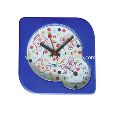 MAGNETIC CLOCK