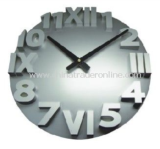 PLASTIC WALL CLOCK from China