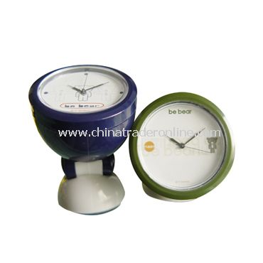 Suction Clock