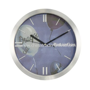 METAL WALL CLOCK from China