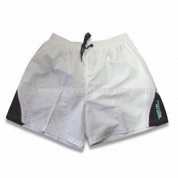 Mens Swim Shorts, Available in Size of S, M, L, XL and XXL from China