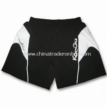 Mens Tricot Mesh Basketball Shorts, Customized Designs are Accepted, Available with Bespoke Labels