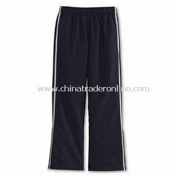 Pants Uniform, Suitable for School and Sports, Made of 100% Cotton