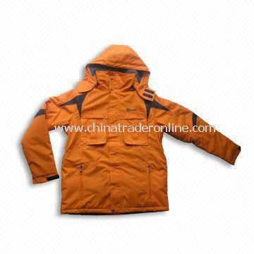 Ski-wear, Made of Taslon Shell with PU Coating from China