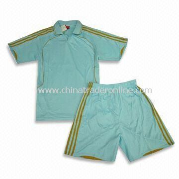 Soccer Jersey with Decorated in Team Colors and Design, OEM Orders are Welcome