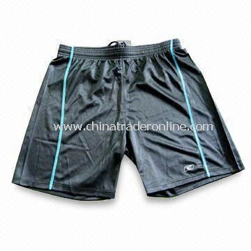Sports Shorts, Made of 240T Micro Fiber, Available in S, M, L, XL and XXL Sizes from China