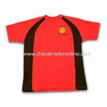Childrens T-shirt, Customized Sizes are Welcome, Made of 100% Cotton