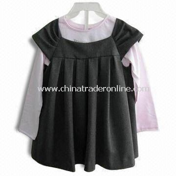 Childrens T-shirt, Made of Cotton, Simple Design
