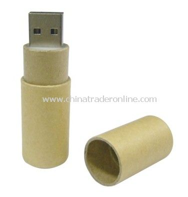 Plastic USB Drive from China