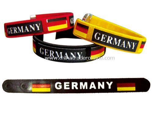 germany bracelet flag