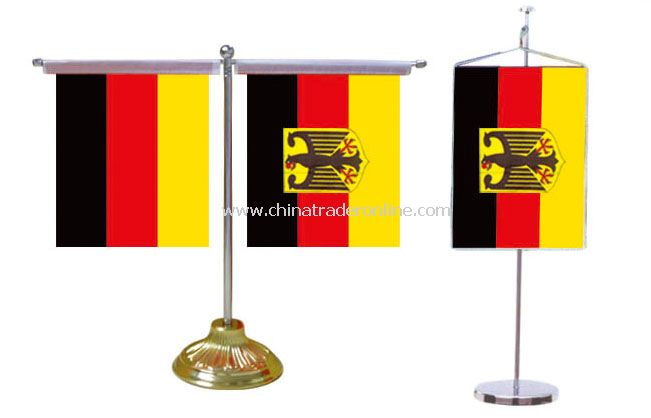 germany desk flag