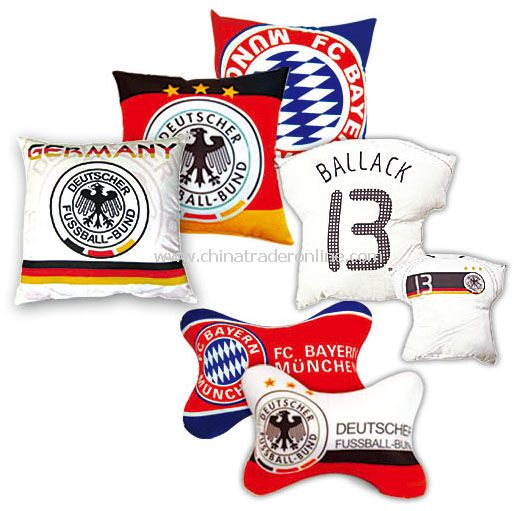germany pillow flag