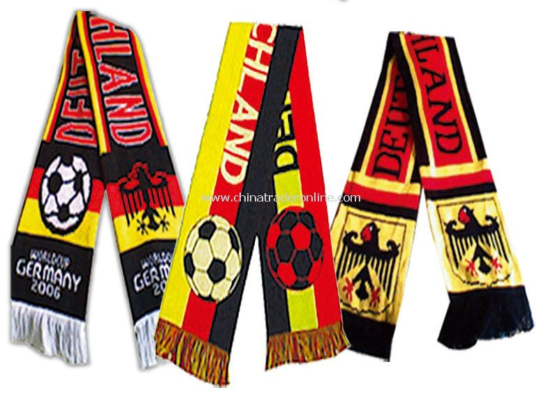 germany scarf flag