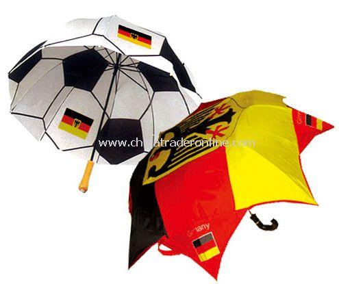 germany umbrella flag