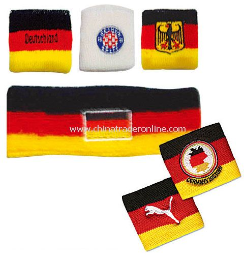 germany wristband flag