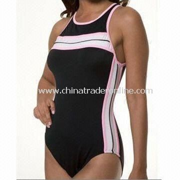 Swimsuit/Swimwear with UV-protection, Suitable for Women
